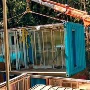 Container - Edificare