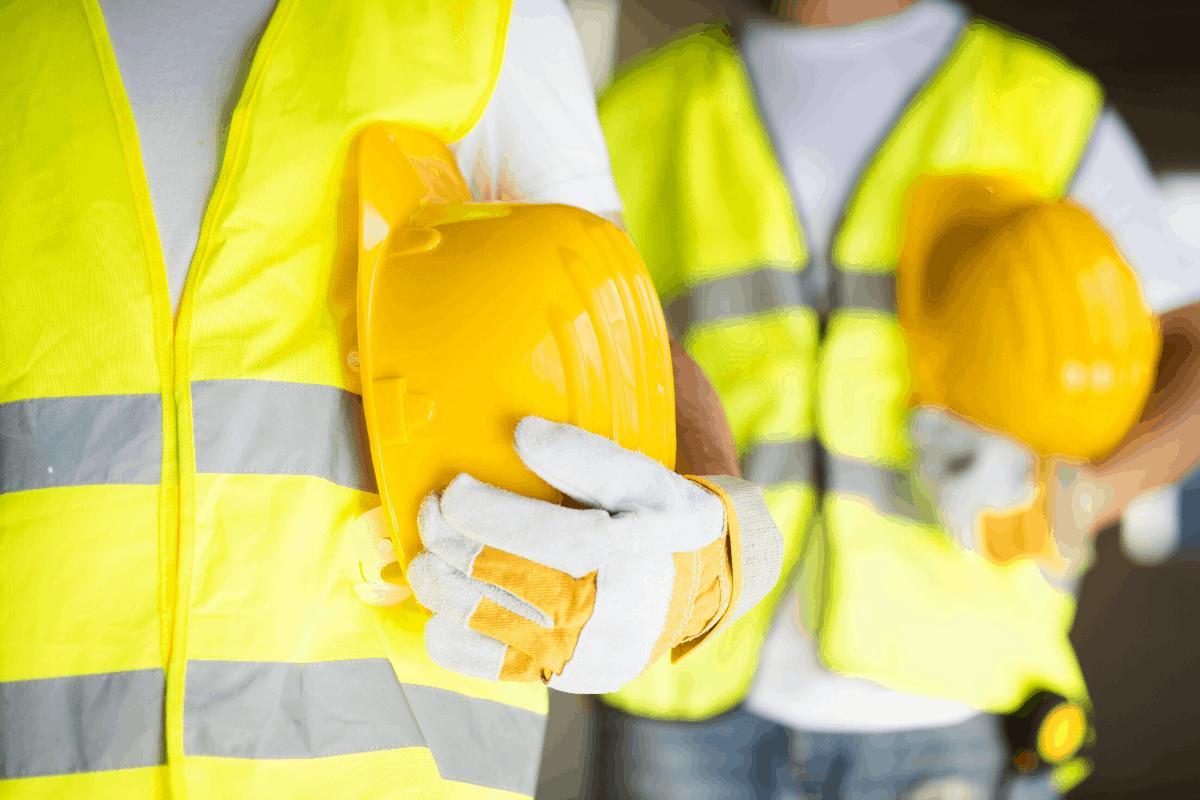 acidentes na construção civil