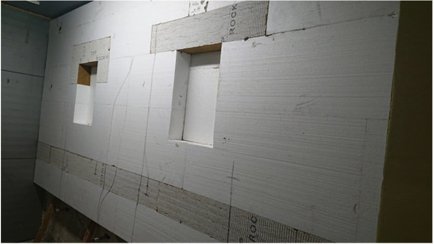 isolamento térmico em data center